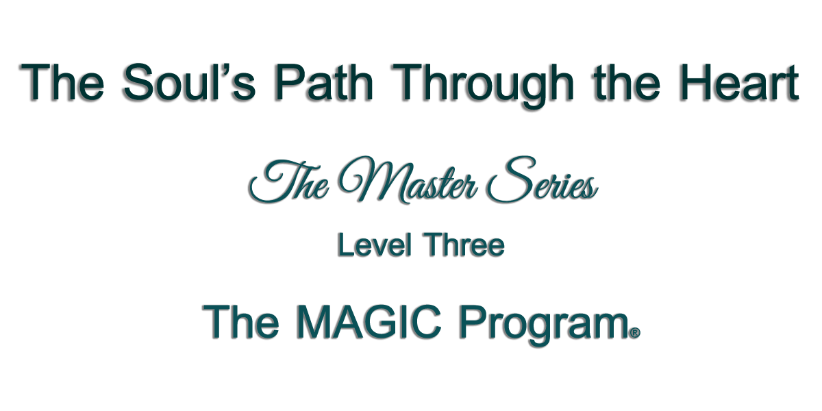 The Magic Program ~ Level Three