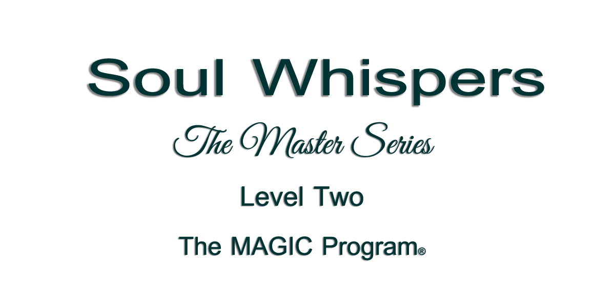 The MAGIC Program ~ Level Two